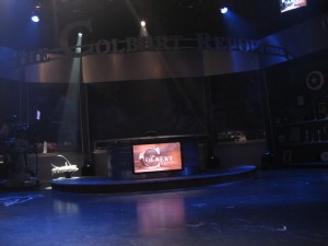 The Colbert Report Stage