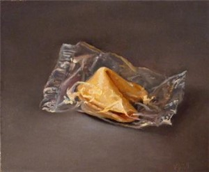 Fortune Cookie No. 2 by Abbey Ryan