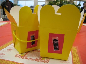 Fortune Cookie Chronicle Takeout Boxes